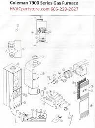 7956 856 coleman gas furnace parts u2013 tagged