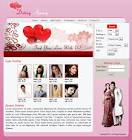 Dating Agency – A Free HTML/CSS Website Template | Surf n Read