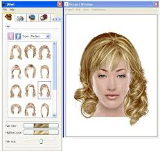 hairstyles you put your face in stunning put a hairstyle on your face pictures style and ideas