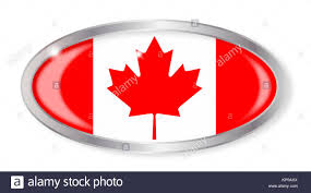 Canadian Flag Patch Badge Canadian Flag Stock Photos U0026 Badge Canadian Flag Stock