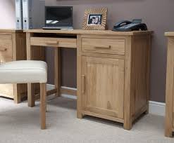 Computer Desk Ebay by Modern Small Computer Desk Stylish 8 Eton Solid Oak Modern
