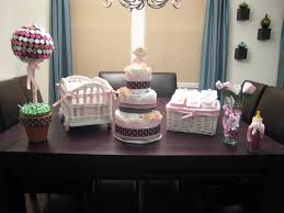 pink and brown baby shower baby shower ideal floral event design