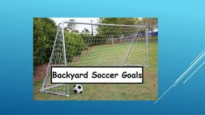 different types of soccer goals