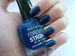 the edge of beauty notd maybelline forever strong pro in 630