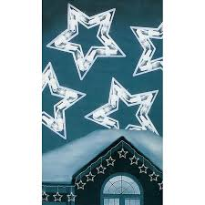 shop northlight 100 count 8 9 ft twinkling clear white indoor