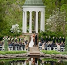 Wedding Venues Tulsa Gorgeous Fall Wedding In Front Of The Tempietto At The Philbrook