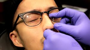 male nose rings images Getting my nose pierced jpg