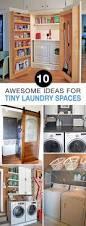 Laundry Room Detergent Storage by 90 Brilliant Tiny House Storage Ideas Tiny House Storage