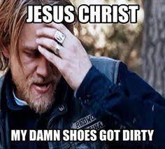 Jax Teller Memes - top 5 funny memes about charlie hunnam charlie hunnam pinterest