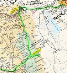 california map laguna laguna hanson baja california mexico 2016