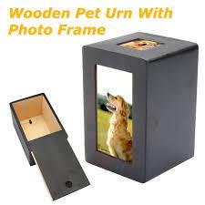 dog cremation pet cat dog cremation urn photo frame fiberboard peaceful memorial