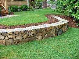 image detail for retaining walls stone retaining walls yard