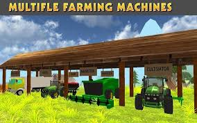 seeders apk menginstal android farming simulation tractor farming 2017