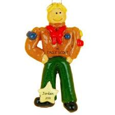 scouting ornaments gifts personalized ornaments for you