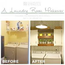 Diy Laundry Room Decor Laundry Room Ideas Archives Stencil Stories Stencil Stories