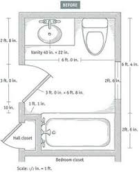 bathroom floor plan standard shower width bath with tub shower combo and