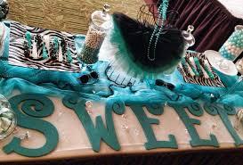 sweet 16 birthday party ideas zebra sweet 16 birthday party ideas photo 1 of 21 catch