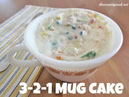 mug cake the country cook