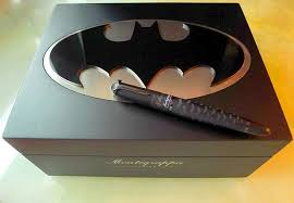 Batman Desk Accessories Montegrappa Batman Pen Elephant Coral Limited