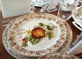 happy everything platter sale thanksgiving plates dinnerware get ready for entertaining