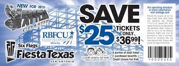 Six Flags San Antonio Six Flags Fiesta Coupon 2013 Print Coupon King