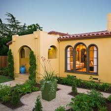 Small Spanish Style Homes Dream House Remodel Sunset