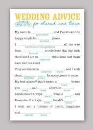 wedding mad libs mad libs wedding template 28 images 17 best ideas about