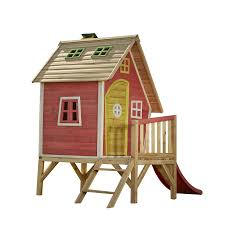 Backyard Discovery Winchester Playhouse Shop Playhouses At Lowes Com