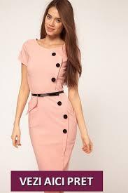 rochii office rochii office de toamna 2015 coton ro