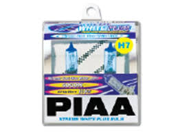 4100k Light Piaa H7 Intense White 4100k Light Bulb Twin Pack