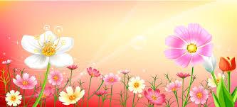 free flowers free vector flowers 04