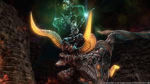 ffxiv halloween final fantasy xiv a realm reborn ps4 screenshots and artwork show