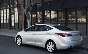 hyundai elantra 2013 vs 2014 2013 hyundai elantra l sedan specifications the car guide