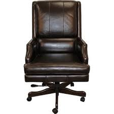 Leather Office Chair Leather Office Chairs You Ll Wayfair