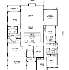 large single story house plans pretentious designer home house plan architectural design house