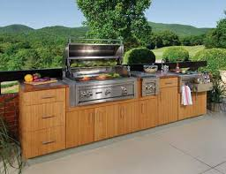Weatherproof Outdoor Kitchen Cabinets - beautiful design exterior cabinets excellent storage cabinet with