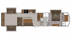 wildcat 35wb 5th wheel floor plan