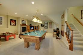 impressive basement game room ideas with finished basement game