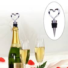 Heart Shaped Vase With Cork Online Get Cheap Heart Wine Stoppers Aliexpress Com Alibaba Group