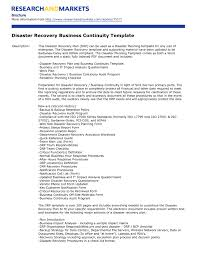 business template free disaster recovery plan template for small business best template recovery plan template free free business template within disaster recovery plan template for small business