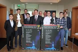 Sparkasse Bad Nauheim Wladimir Kramnik Nr 2 Der Welt U2013 Nisipeanu Deutscher Meister 2017