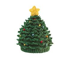 amazon com san diego hat company chenille christmas tree hat