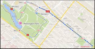 Nyc Marathon Route Map freihofer u0027s run for women race recap u2013 my first 5k and more u2026