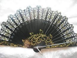 held fans fan exquisite fans fans and
