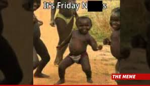 Dancing African Baby Meme - lawsuit filed by black employee at at t gets its president fired