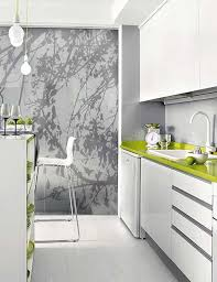 Small Kitchen Interior Delectable 30 Tropical Kitchen Interior Inspiration Design Of
