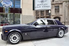 gold phantom car 2005 rolls royce phantom stock 07645 for sale near chicago il