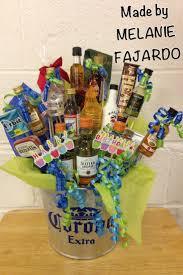 liquor baskets wedding gift creative 50th wedding anniversary gift baskets