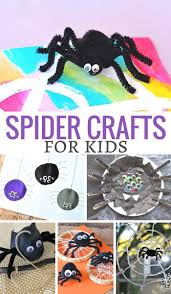 halloween spiders crafts 402 best halloween for the kids images on pinterest halloween