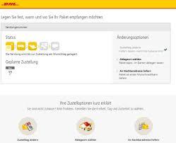 Dhl Email Kontakt Beschwerde by Dhl Liefertermin ändern So Geht U0027s Chip